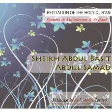 Basit - Mu'minoon & Qaaf - ABMC