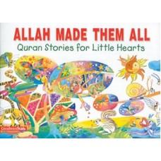 Allah made them All - K Lockhat