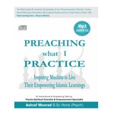 Ashraf Murad - Preaching what I Practice